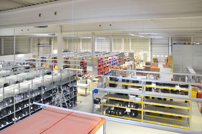 Hallen Düsseldorf, 40595 - Halle - Düsseldorf, Hellerhof - D2296 - 9541204