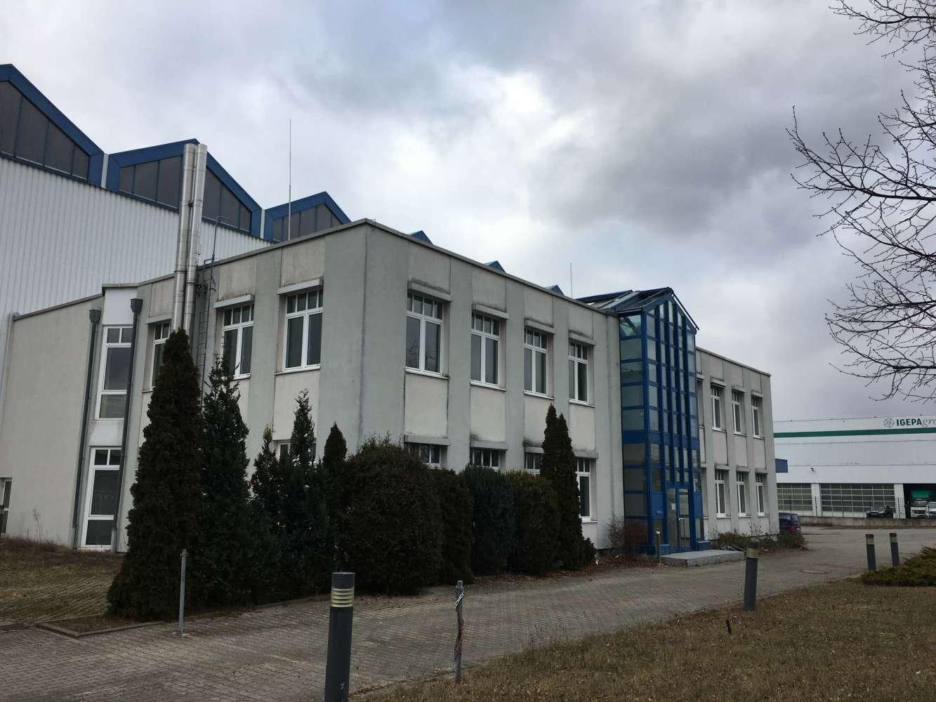 Hallen Landsberg, 06188 - Halle - Landsberg, Queis - B1341 - 9544366