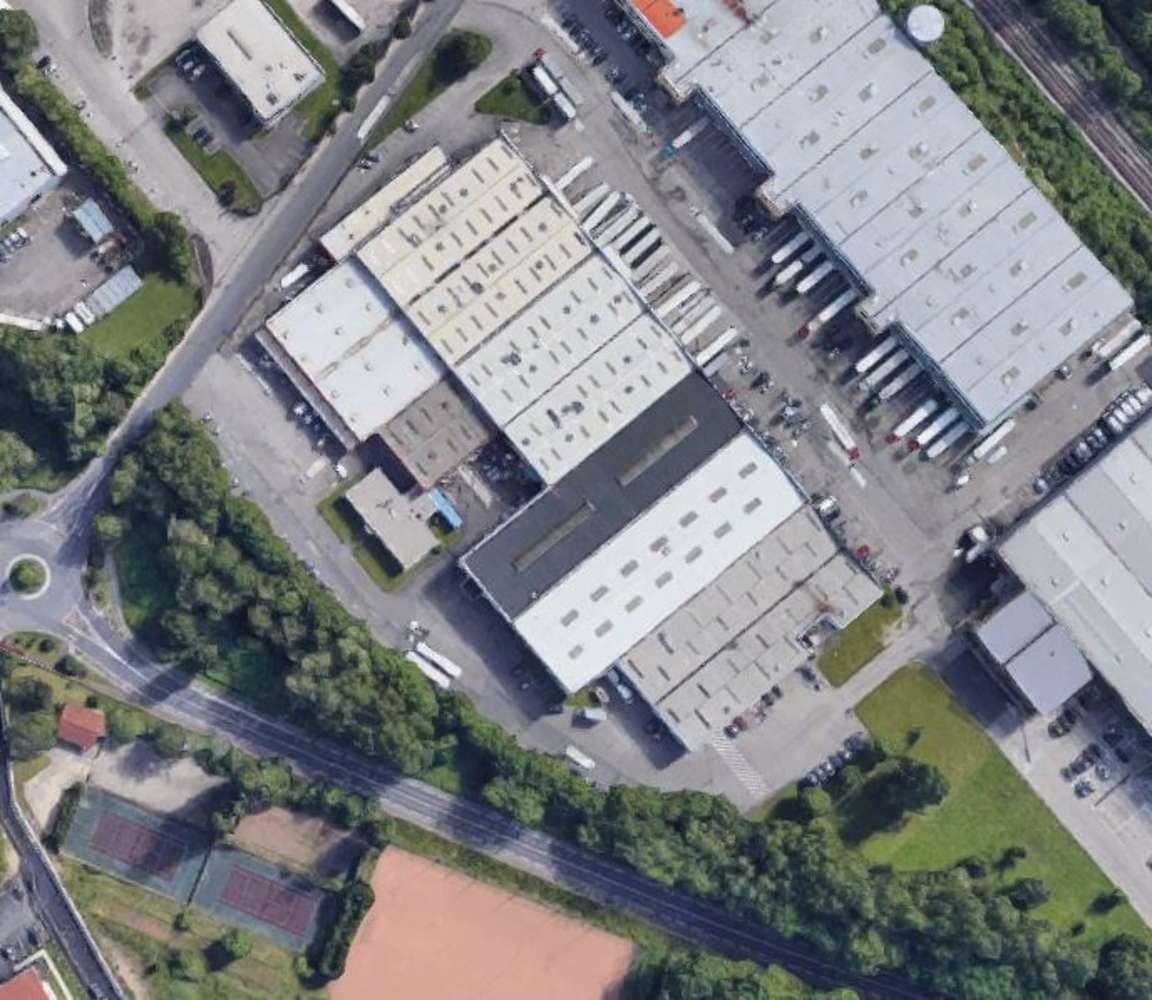 Activités/entrepôt Irigny, 69540 - Locaux d'activité et de bureaux à vendre - 9549822