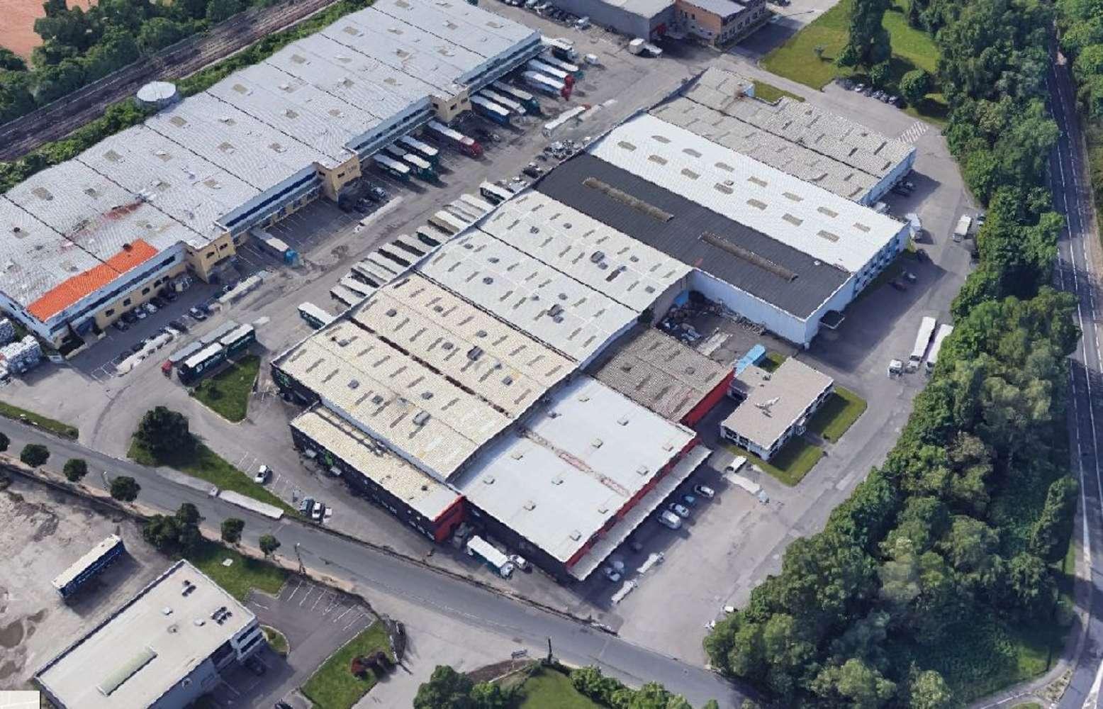 Activités/entrepôt Irigny, 69540 - Locaux d'activité et de bureaux à vendre - 9550098