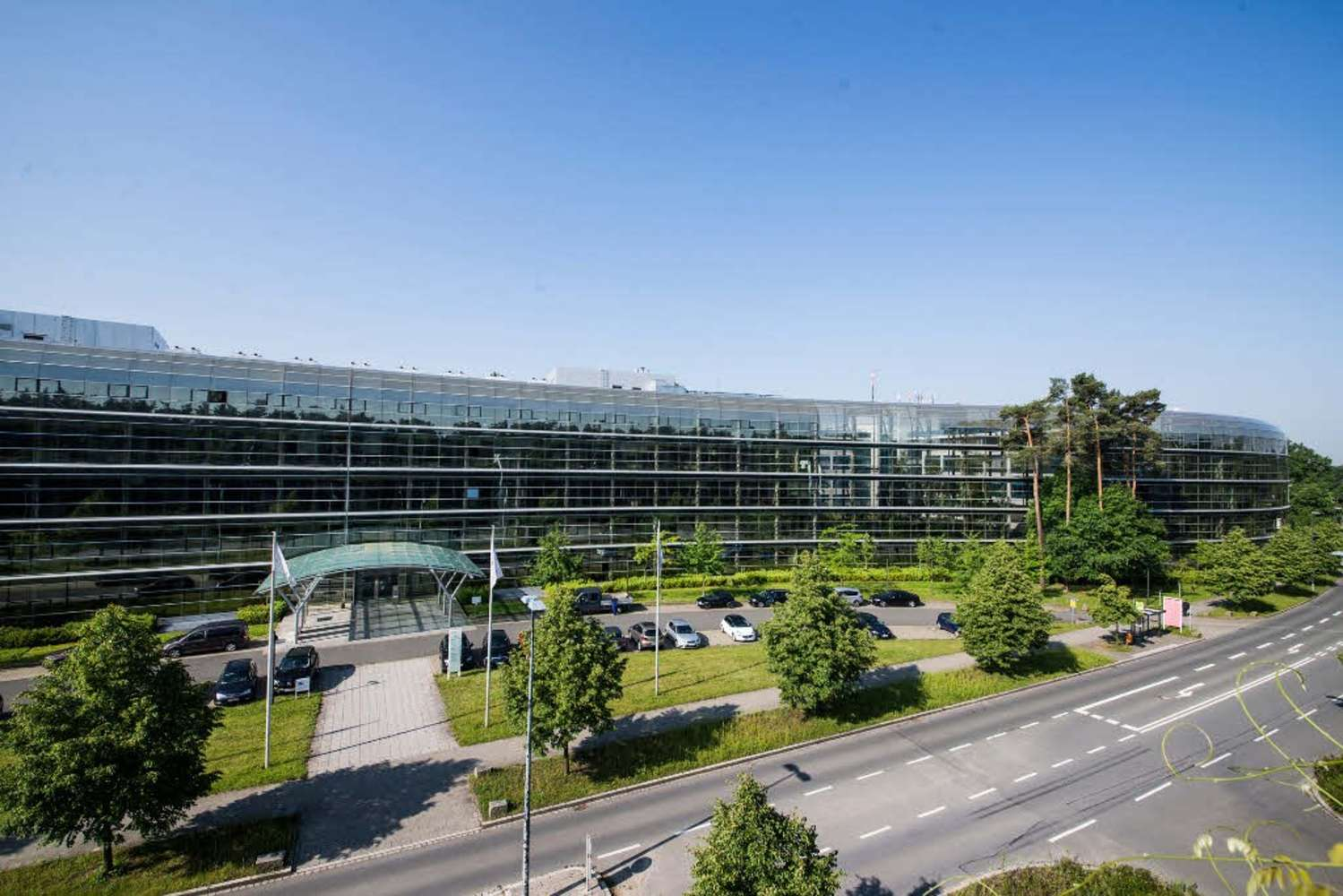 Büros Nürnberg, 90411 - Büro - Nürnberg, Schafhof - M1233 - 9552871