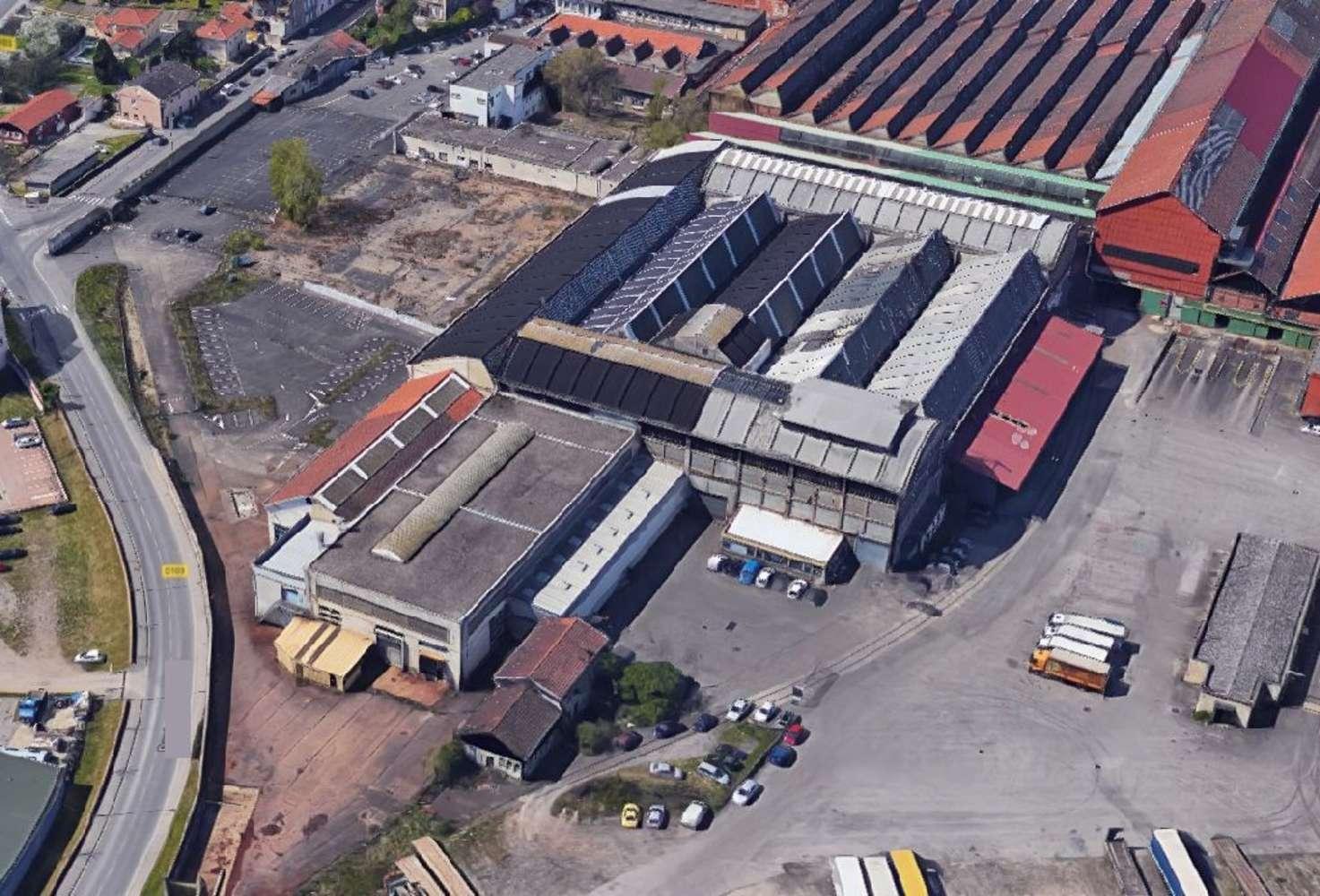 Activités/entrepôt Givors, 69700 - Entrepot à vendre Lyon Sud / Givors - 9553466