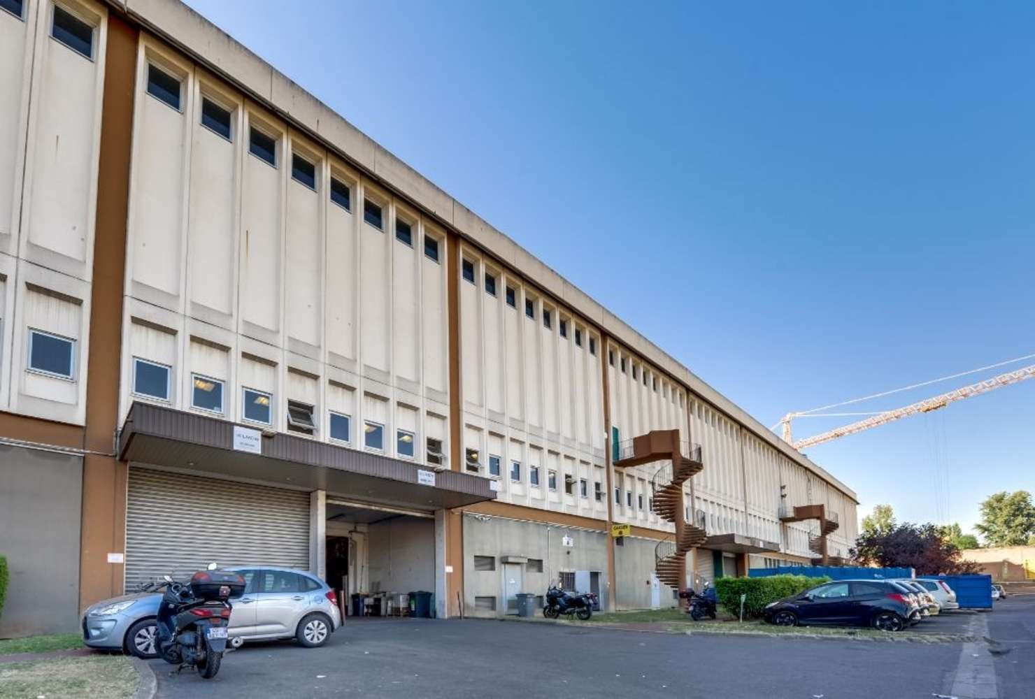 Activités/entrepôt Clichy, 92110 - CLICHY LES CHASSES - 9554769