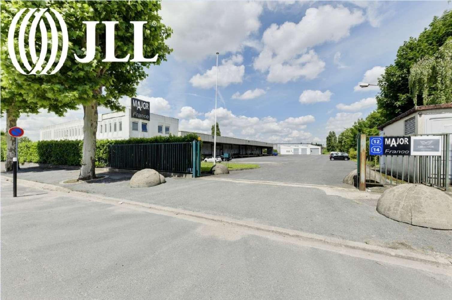 Activités/entrepôt Le bourget, 93350 - 12 RUE HELENE BOUCHER - 9569026