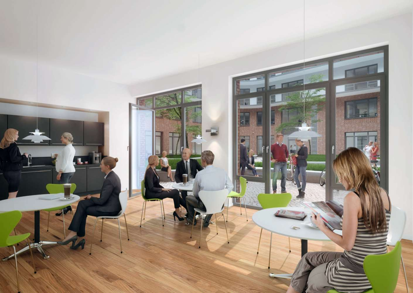Büros Hamburg, 22765 - Büro - Hamburg, Ottensen - H1381 - 9570665