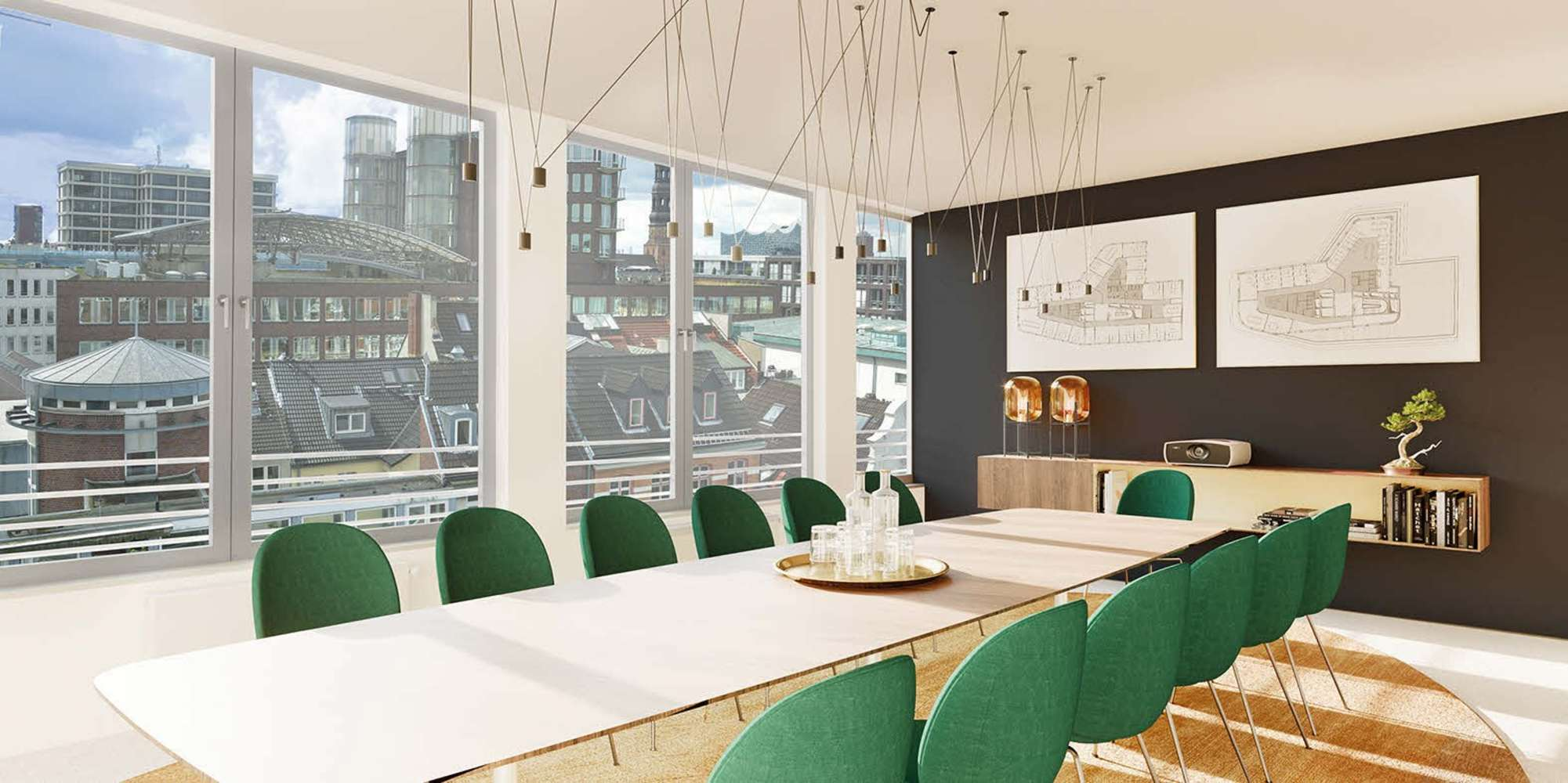 Büros Hamburg, 20095 - Büro - Hamburg, Hamburg-Altstadt - H1386 - 9570687