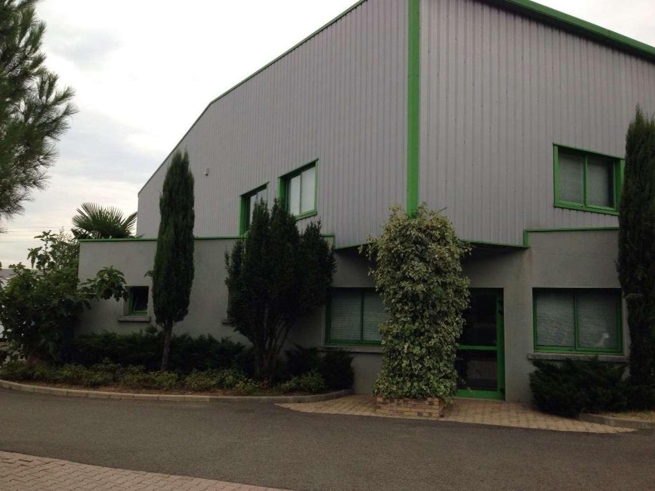 Activités/entrepôt Marcilly d azergues, 69380 - Location entrepot Lyon Nord - Négoce - 9570841