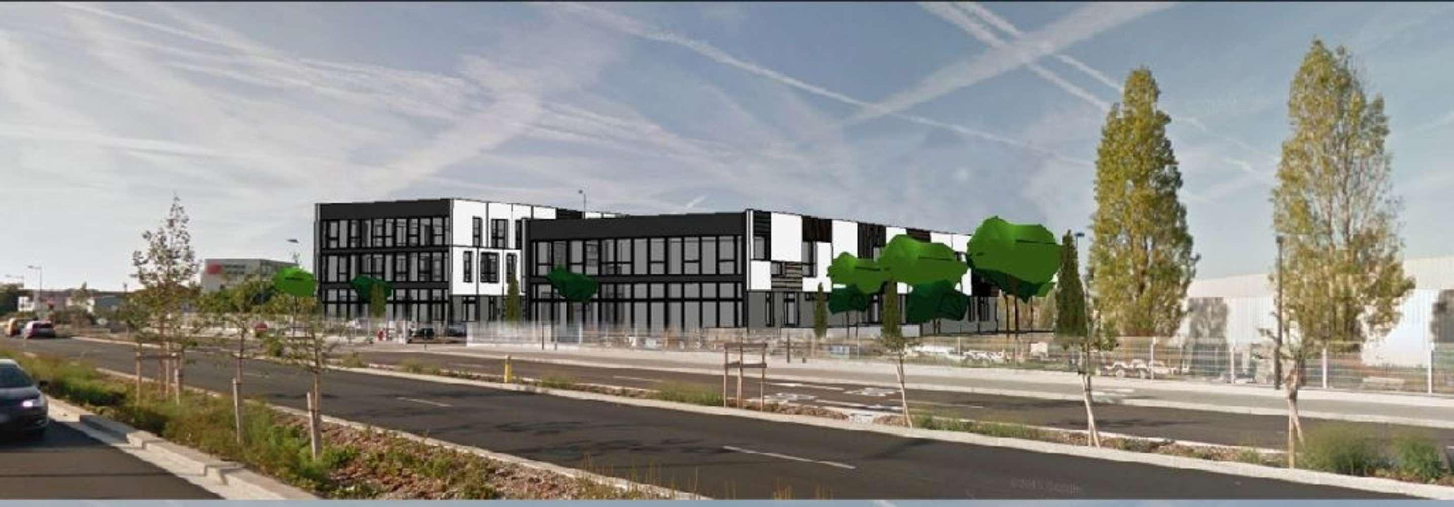 Activités/entrepôt Vaulx en velin, 69120 - Location entrepot Vaulx-en-Velin - 9571914