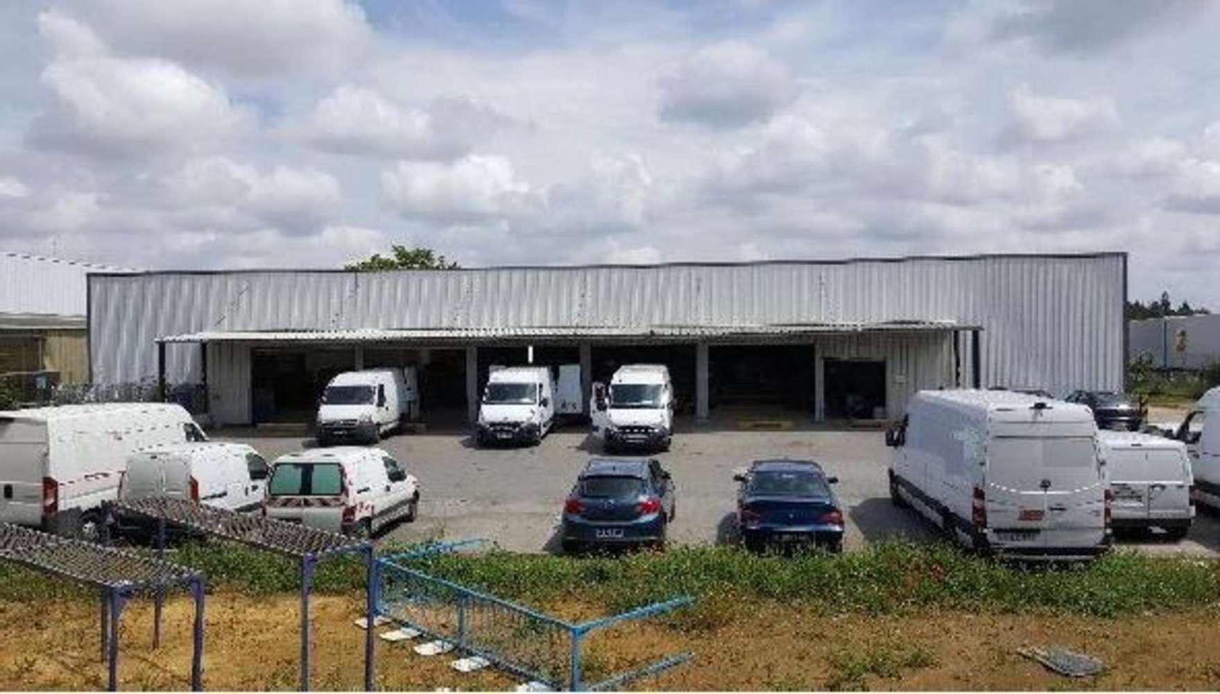 Activités/entrepôt Chilly mazarin, 91380 - 11 RUE DENIS PAPIN - 9573483