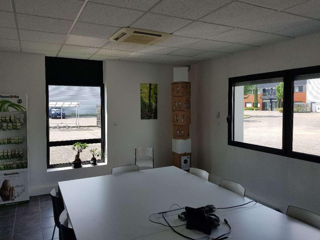 Activités/entrepôt Decines charpieu, 69150 - Location entrepot Lyon Est : Décines - 9575148