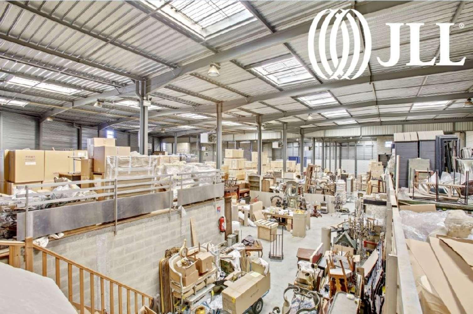 Activités/entrepôt St denis, 93200 - 2 RUE DE L'INDUSTRIE - 9575655