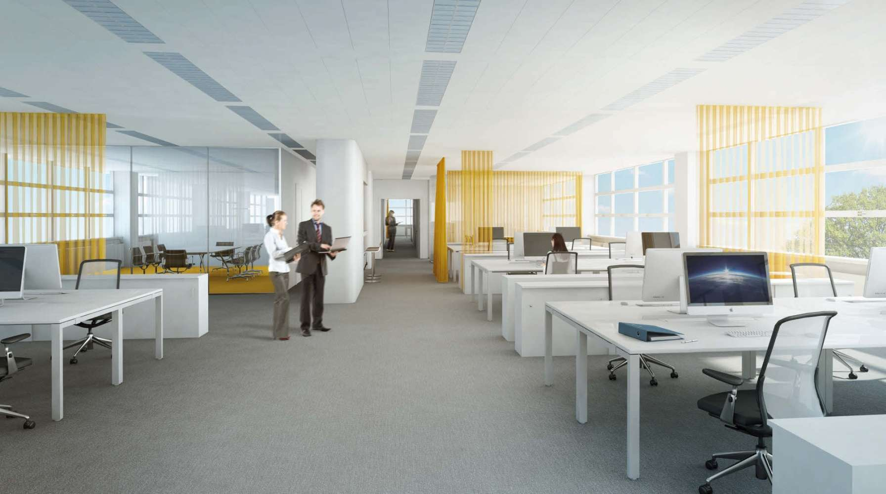 Büros München, 81379 - Büro - München - M0729 - 9576334
