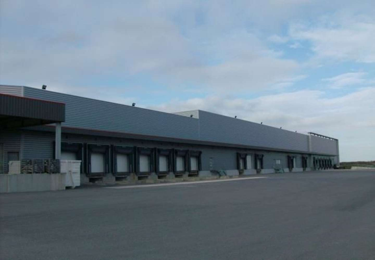 Plateformes logistiques Bussy lettree, 51320 -  ZAC EUROPORT VATRY - 9578502