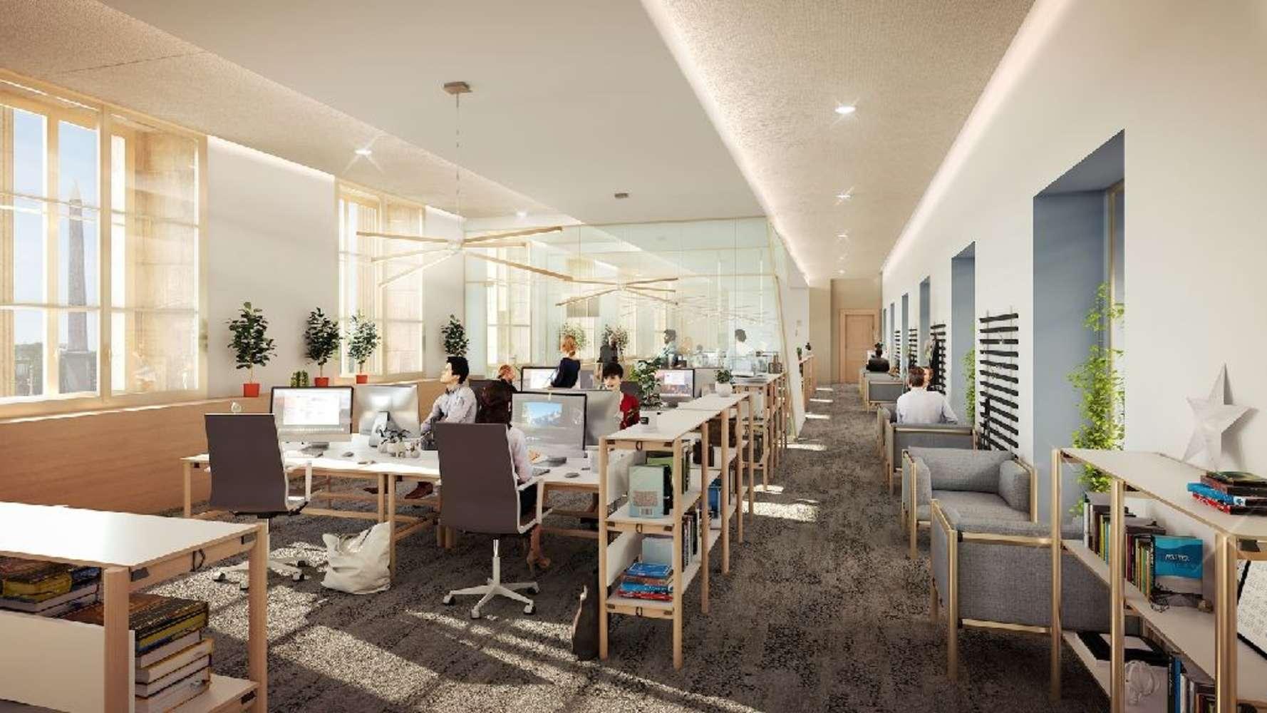Bureaux Paris, 75008 - HOTEL DE LA MARINE - 9583685