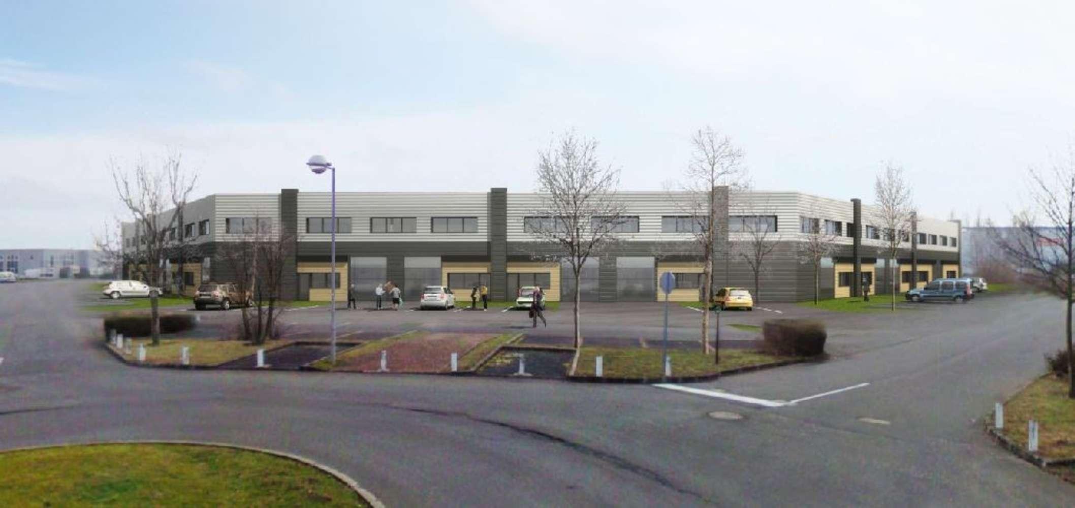 Activités/entrepôt Villejust, 91140 -  PLACE MARCEL REBUFFAT - 9583694