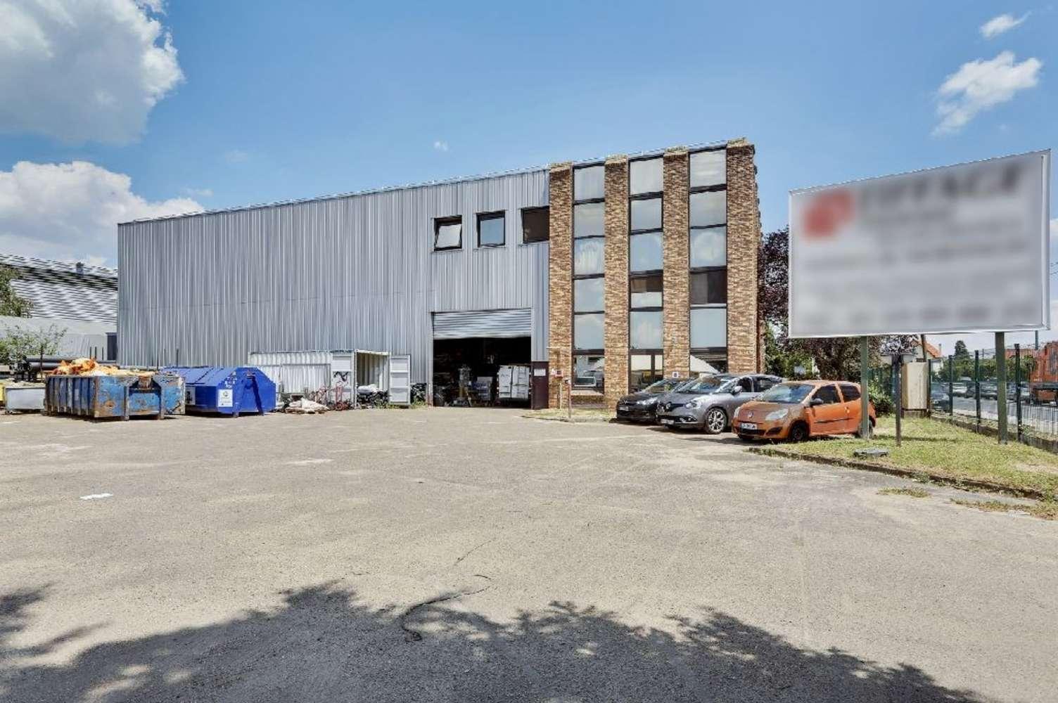 Activités/entrepôt Morangis, 91420 - 167 AVENUE CHARLES DE GAULLE - 9586587