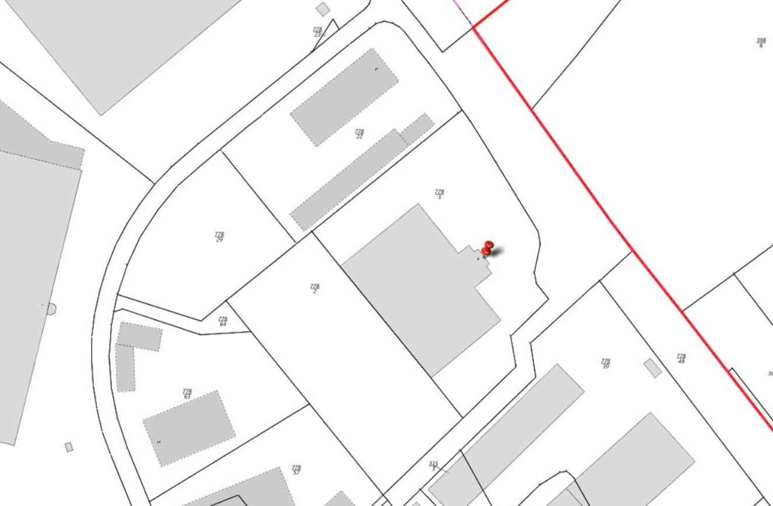 Hallen Saalburg-ebersdorf, 07929 - Halle - Saalburg-Ebersdorf, Ebersdorf - B1467 - 9589873