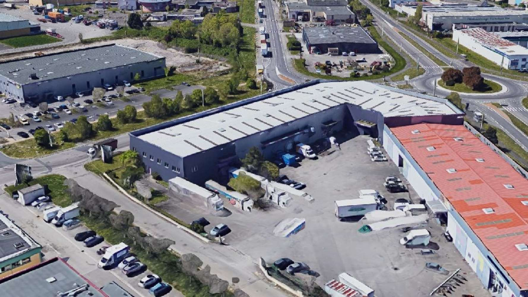 Activités/entrepôt Corbas, 69960 - Location locaux d'activité Corbas / Lyon - 9616723