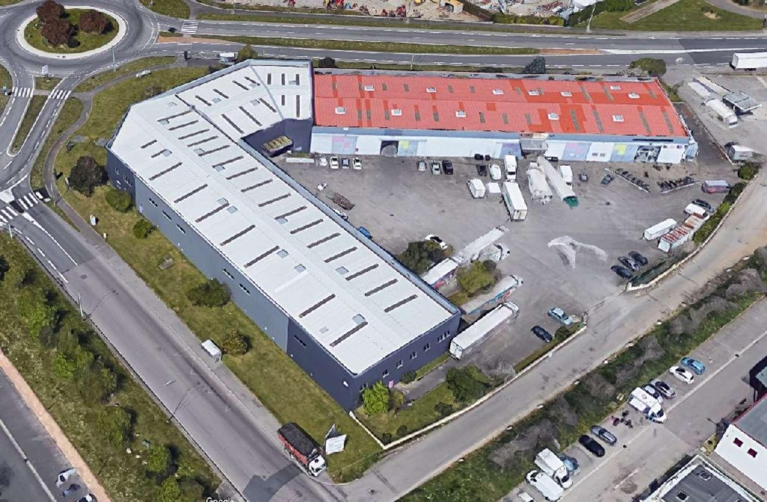 Activités/entrepôt Corbas, 69960 - Location locaux d'activité Corbas / Lyon - 9616724
