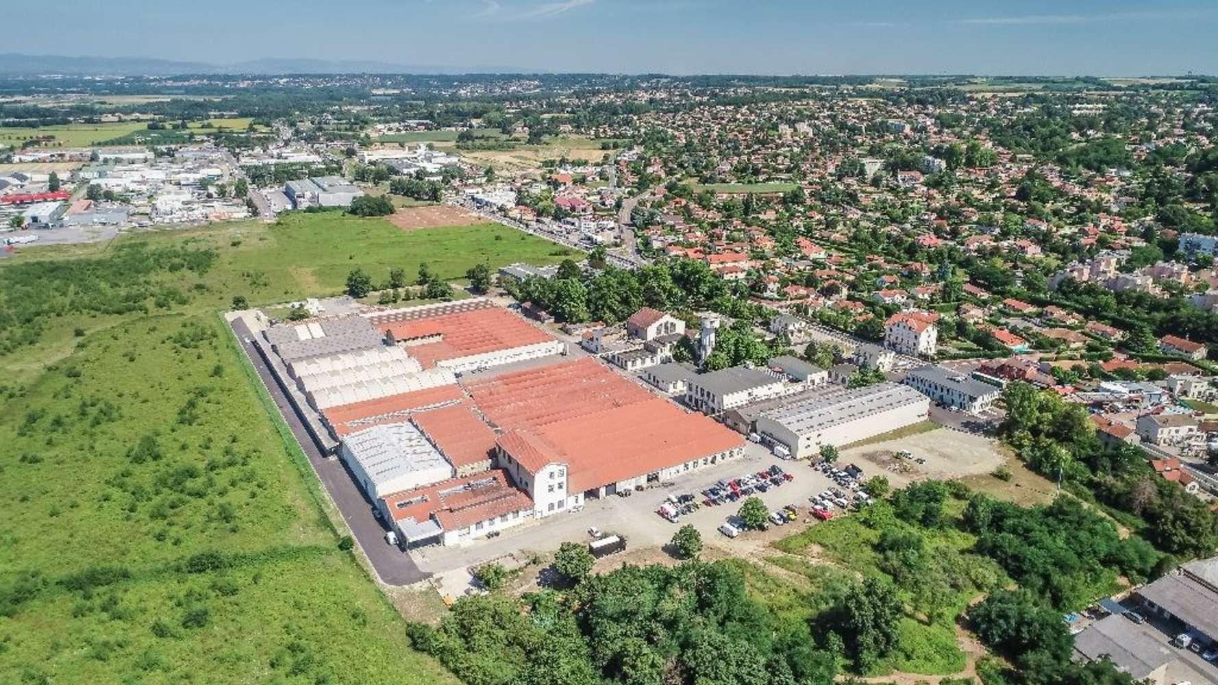 Activités/entrepôt Neuville sur saone, 69250 - Location locaux d'activité Lyon Nord - 9617486