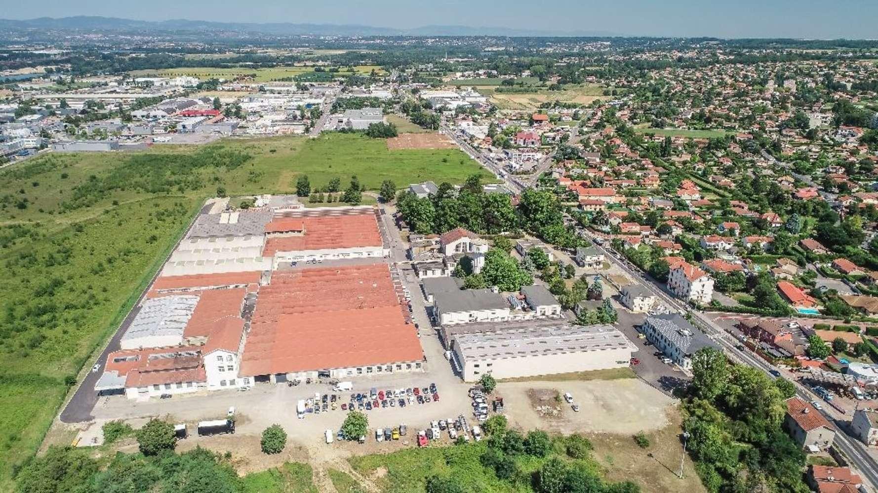 Activités/entrepôt Neuville sur saone, 69250 - Location locaux d'activité Lyon Nord - 9617487
