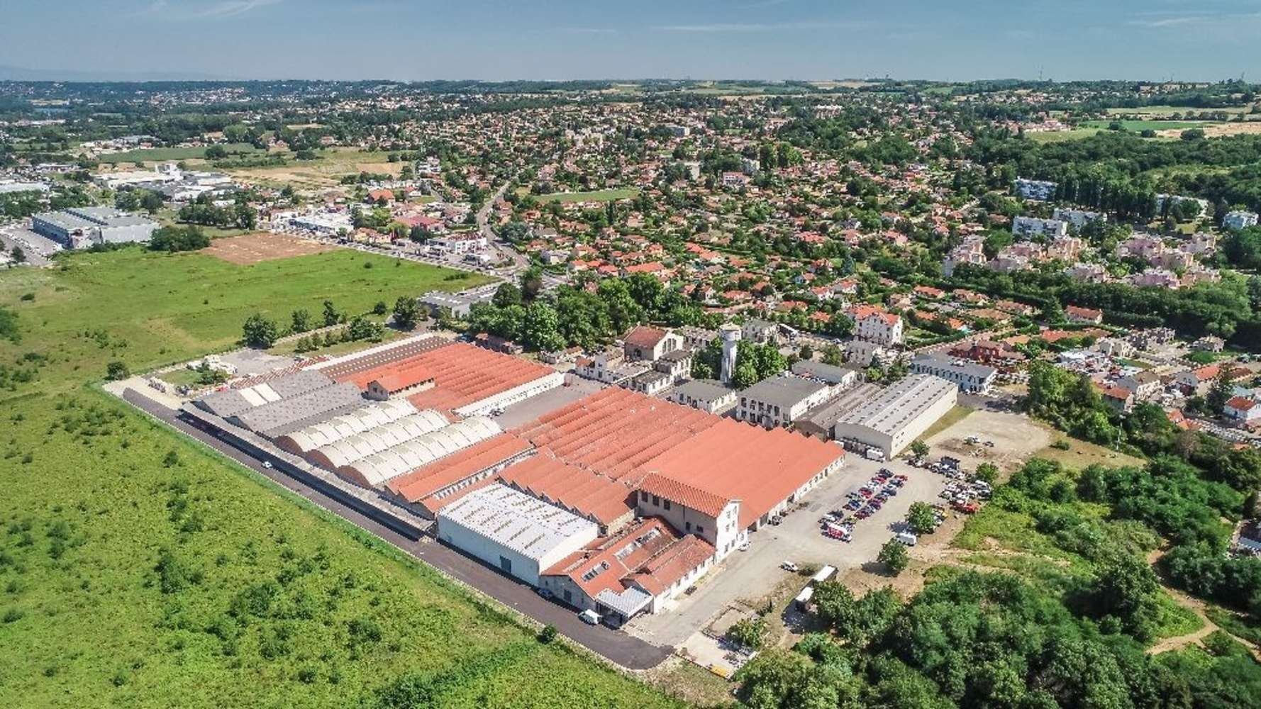 Activités/entrepôt Neuville sur saone, 69250 - Location locaux d'activité Lyon Nord - 9617488