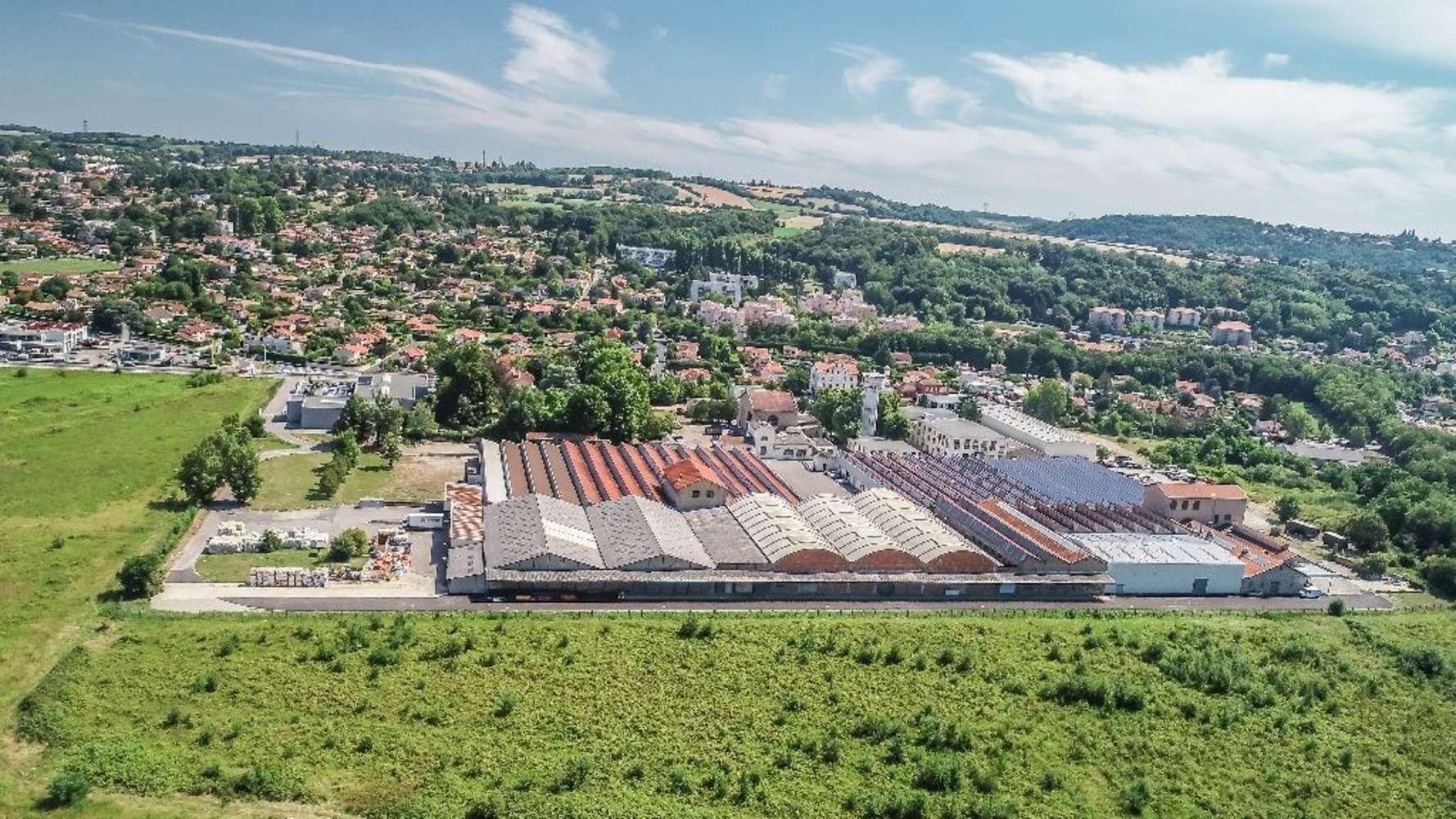 Activités/entrepôt Neuville sur saone, 69250 - Location locaux d'activité Lyon Nord - 9617489
