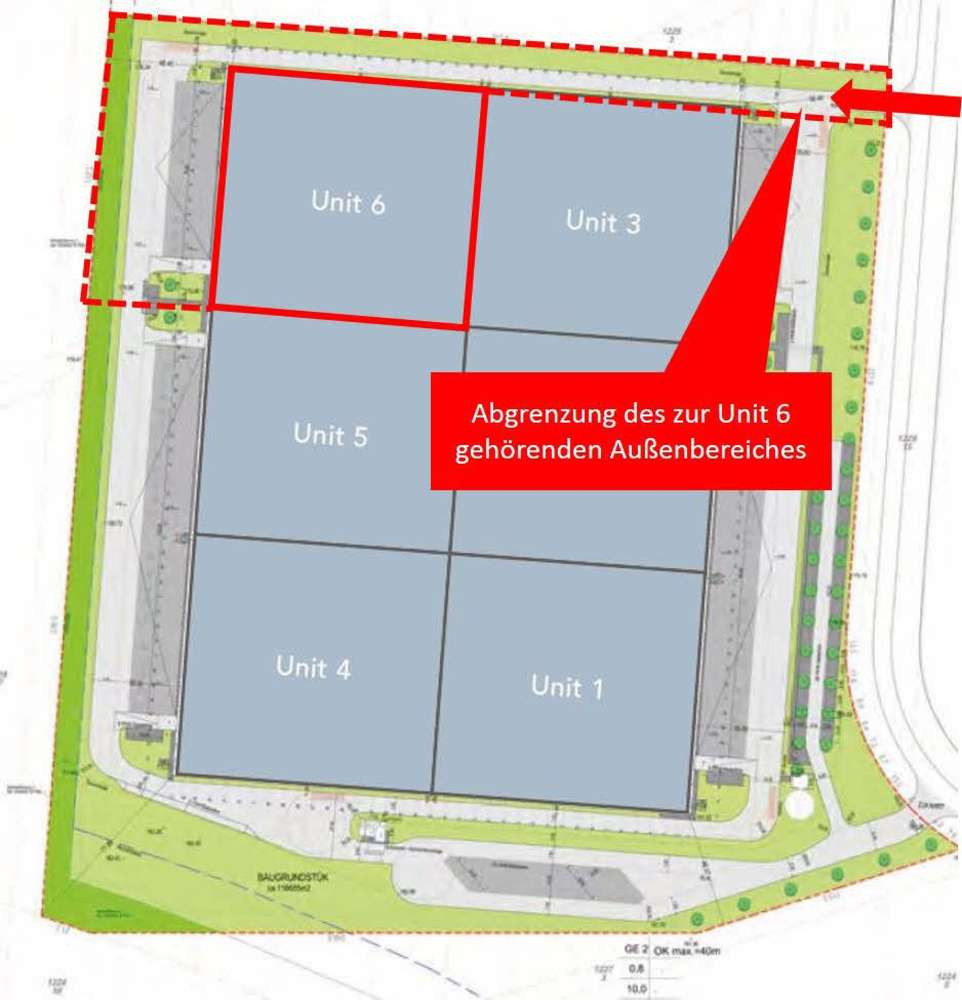 Hallen Erfurt, 99095 - Halle - Erfurt, Stotternheim - B0915 - 9619861