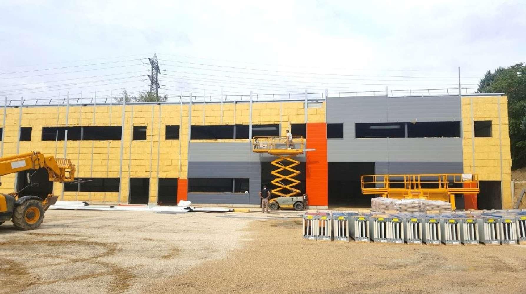 Activités/entrepôt Palaiseau, 91120 - 6 RUE AMBROISE CROIZAT - 9619942