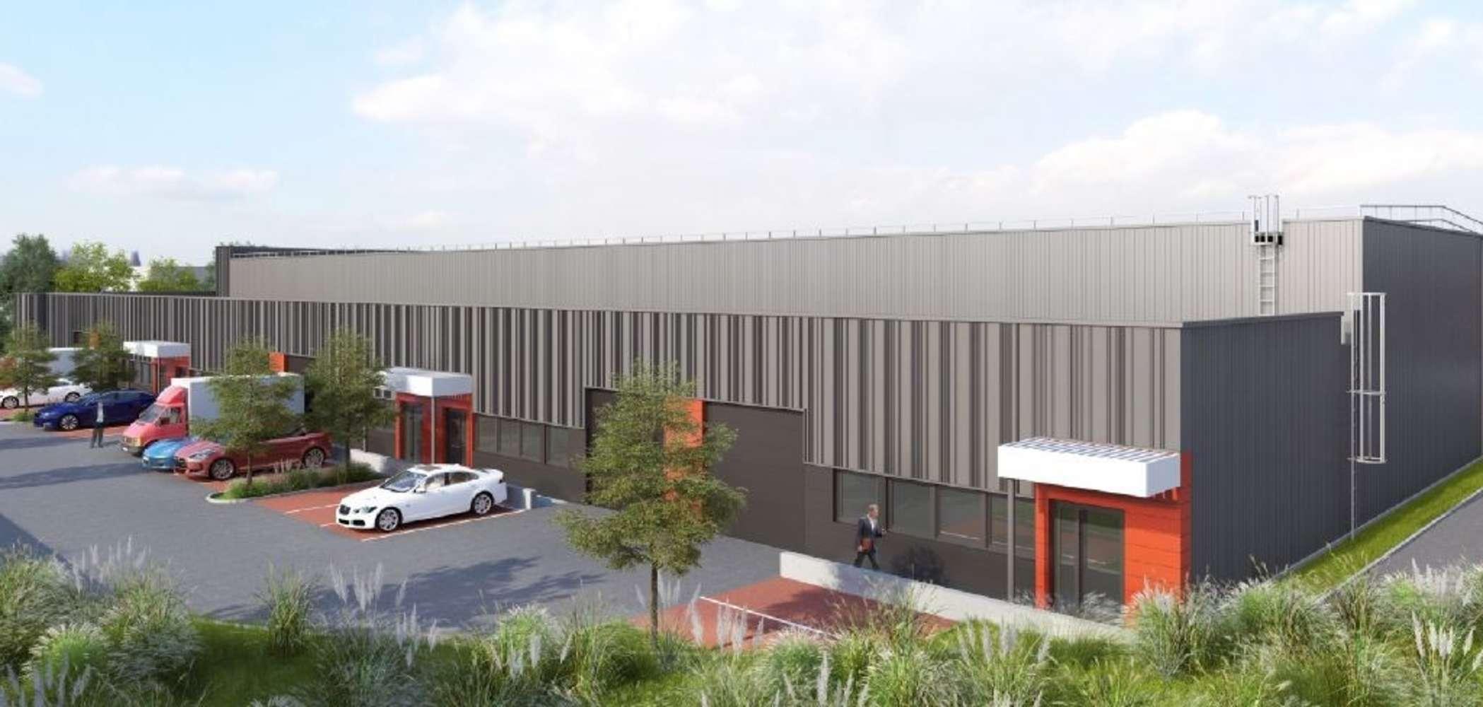 Activités/entrepôt Palaiseau, 91120 - 6 RUE AMBROISE CROIZAT - 9619947