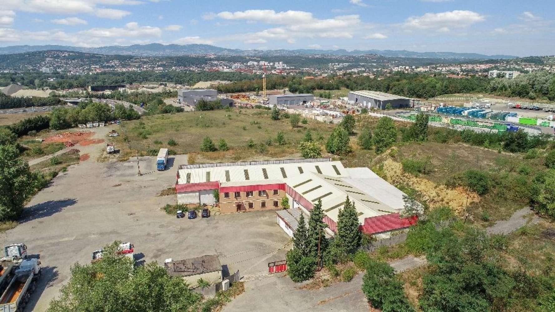 Activités/entrepôt Ternay, 69360 - Entrepot à vendre / à louer Lyon - 9620641