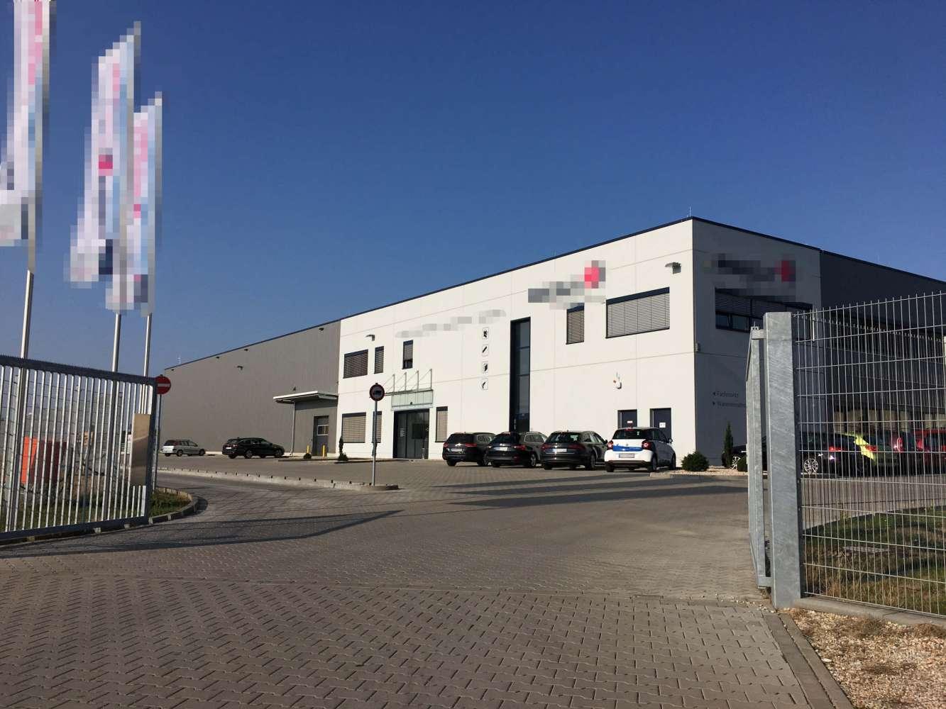 Hallen Leipzig, 04357 - Halle - Leipzig, Mockau-Nord - B1271 - 9621017