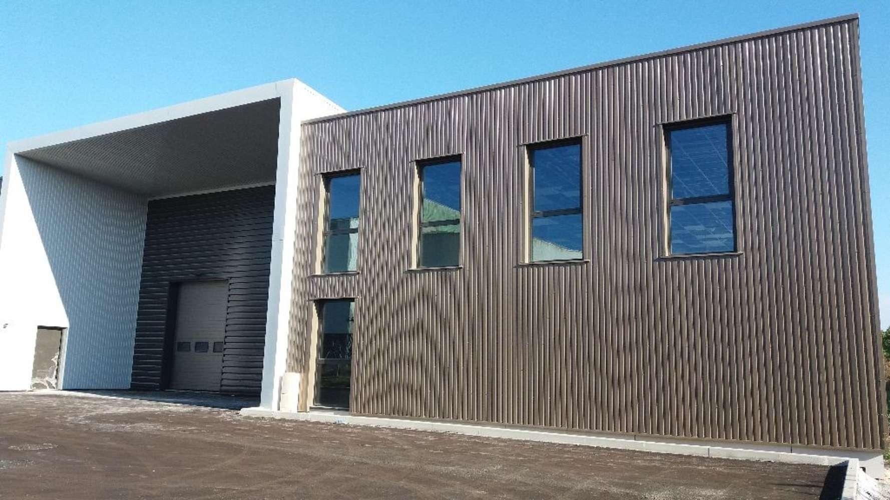 Activités/entrepôt Montluel, 01120 - Cap&Co Montluel - Parc d'activité Ain - 9629161