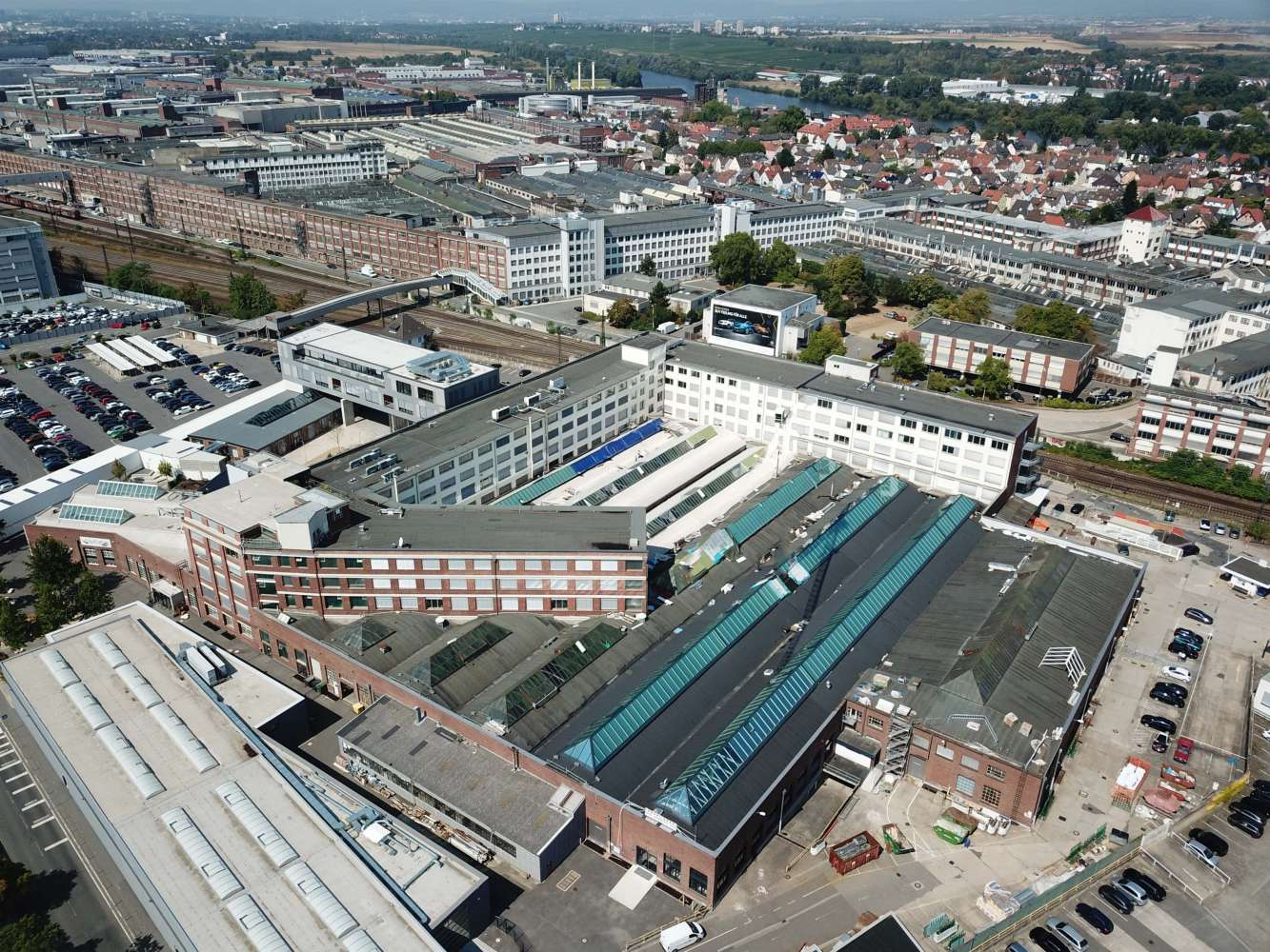 Hallen Rüsselsheim am main, 65428 - Halle - Rüsselsheim am Main, Rüsselsheim - F2502 - 9629539