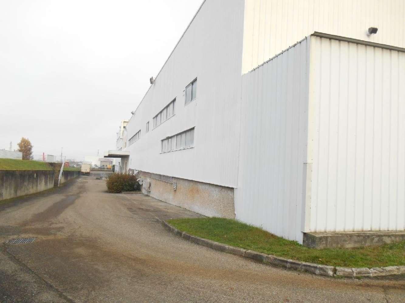 Activités/entrepôt Rillieux la pape, 69140 - Location locaux d'activité Rillieux - 9629689