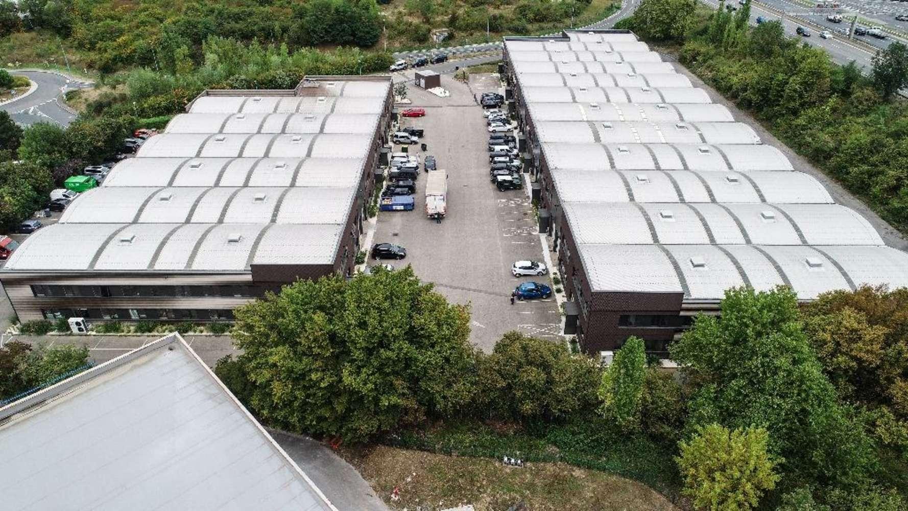 Activités/entrepôt Dardilly, 69570 - Location locaux d'activité Dardilly (69) - 9631092