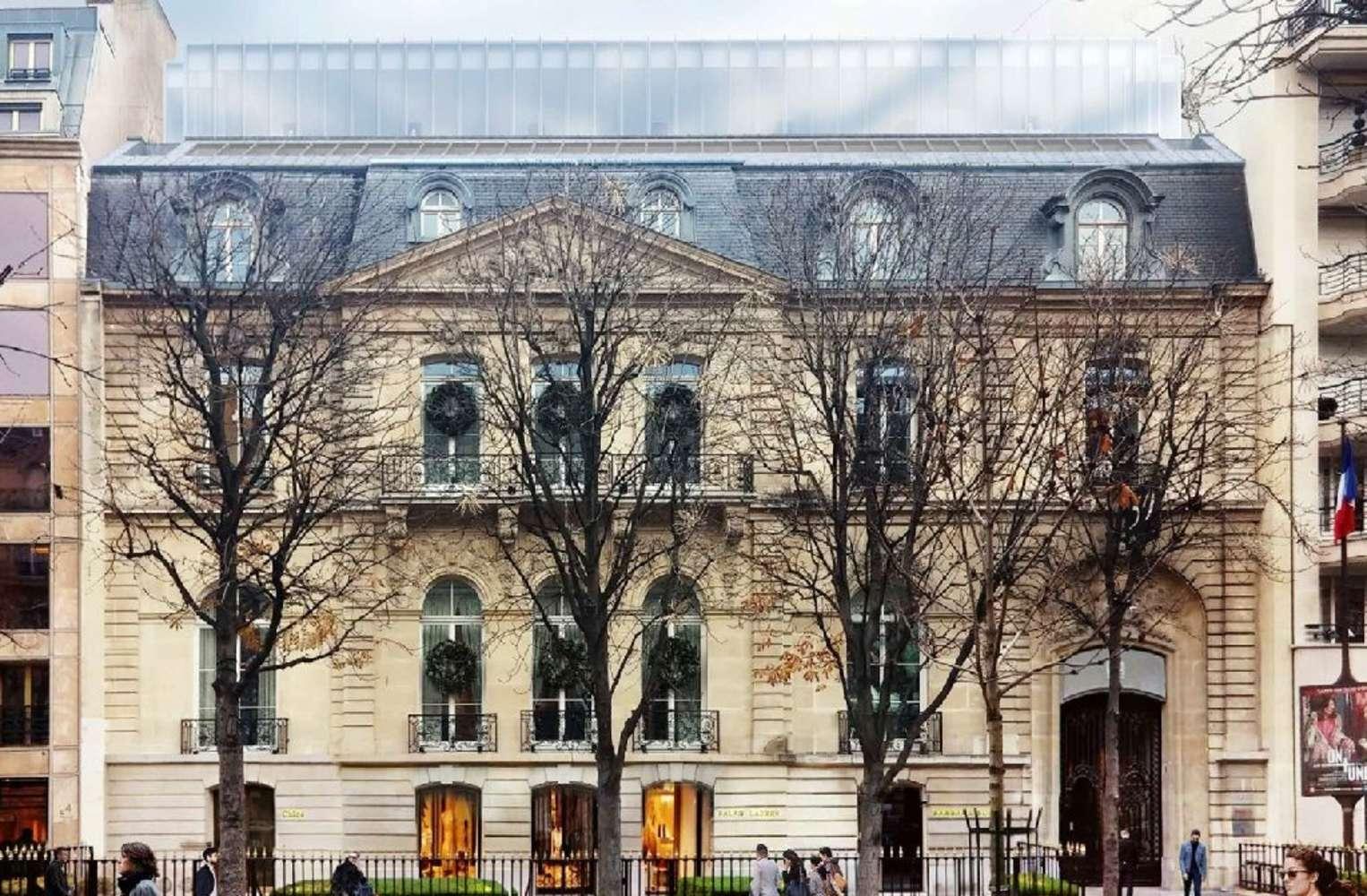 Bureaux Paris, 75008 - 50-52 AVENUE MONTAIGNE - 9631097
