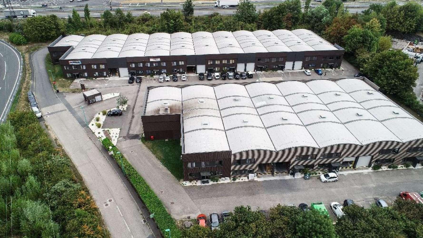 Activités/entrepôt Dardilly, 69570 - Location locaux d'activité Dardilly (69) - 9631095
