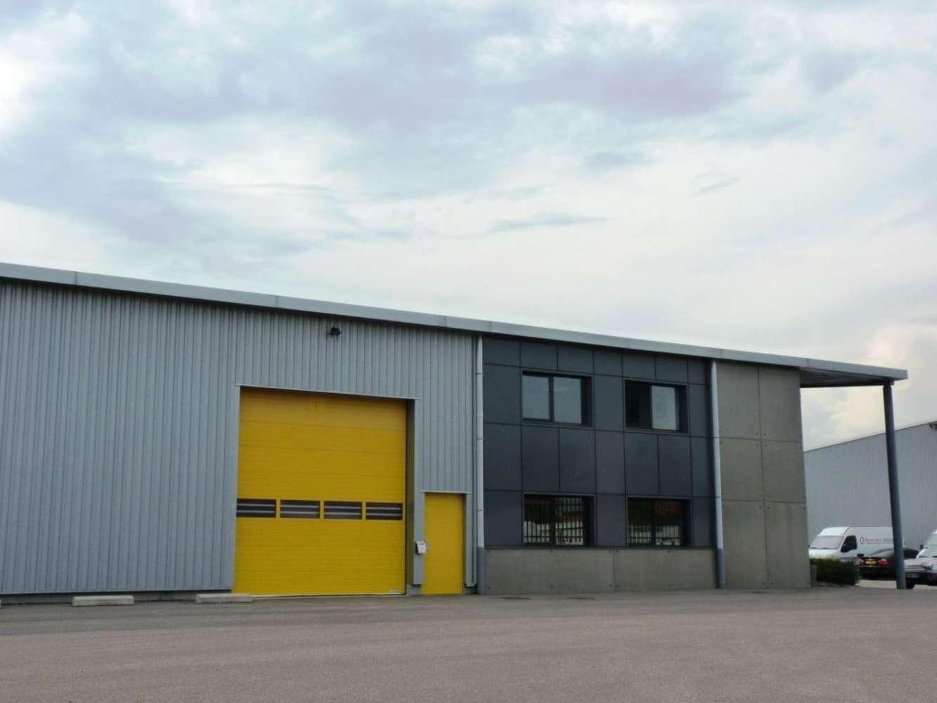 Activités/entrepôt Vaulx en velin, 69120 - Location entrepot Lyon - Vaulx en Velin - 9632146