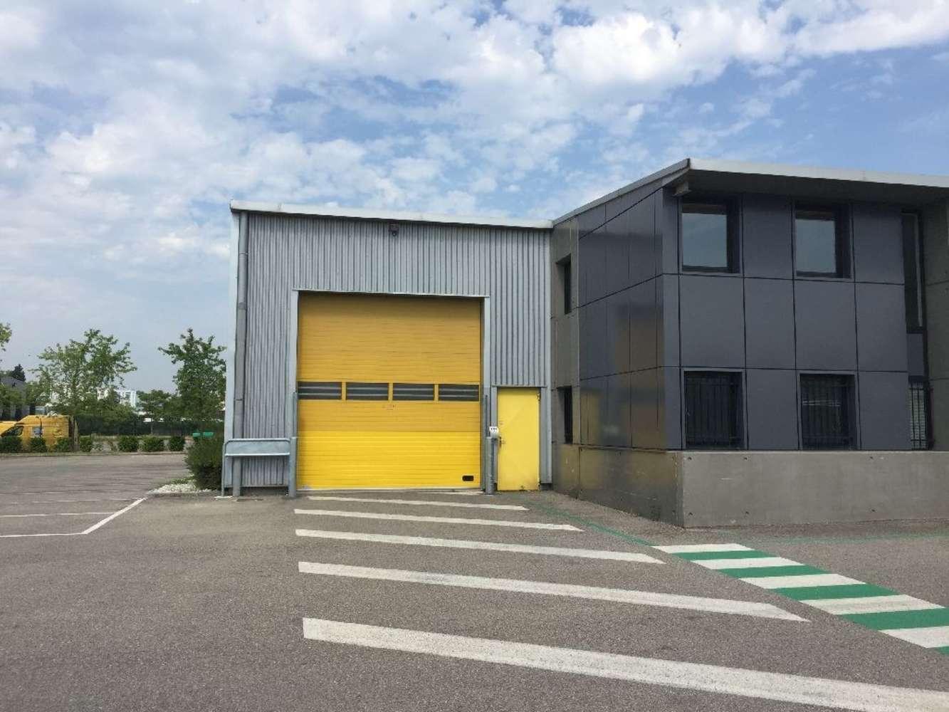 Activités/entrepôt Vaulx en velin, 69120 - Location entrepot Lyon - Vaulx en Velin - 9632147