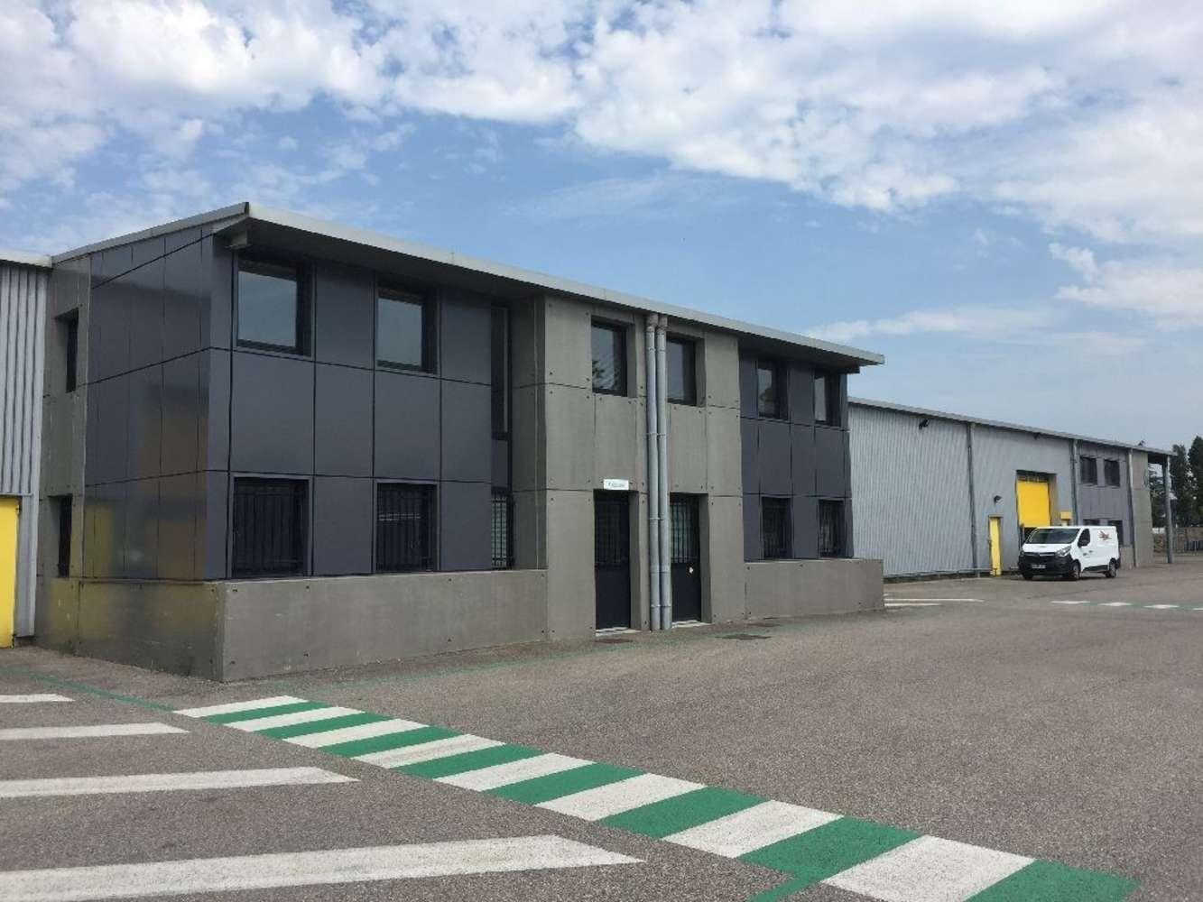 Activités/entrepôt Vaulx en velin, 69120 - Location entrepot Lyon - Vaulx en Velin - 9632151