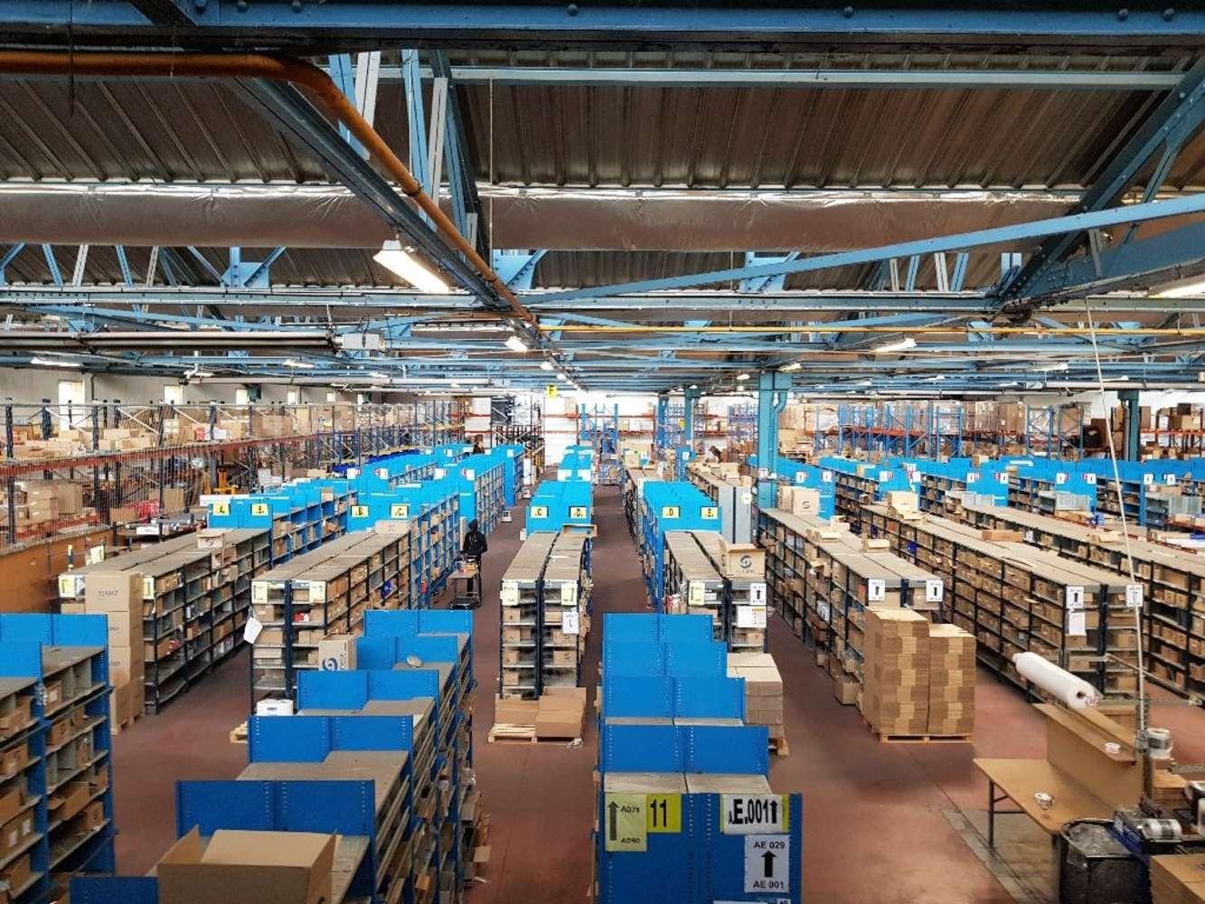 Activités/entrepôt Villeurbanne, 69100 - Entrepot à vendre Villeurbanne - Négoce - 9634689