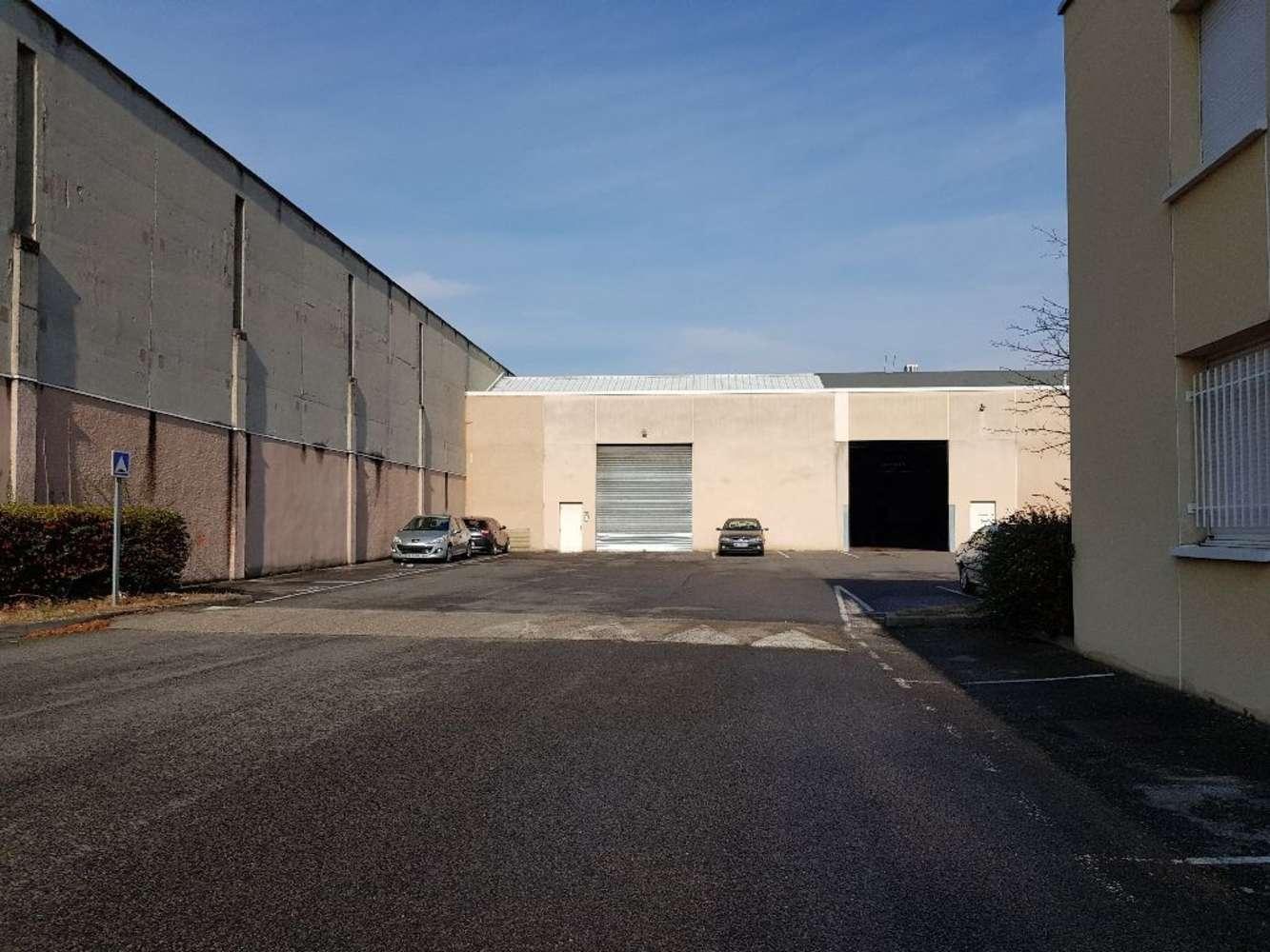 Activités/entrepôt Villeurbanne, 69100 - Entrepot à vendre Villeurbanne - Négoce - 9634690