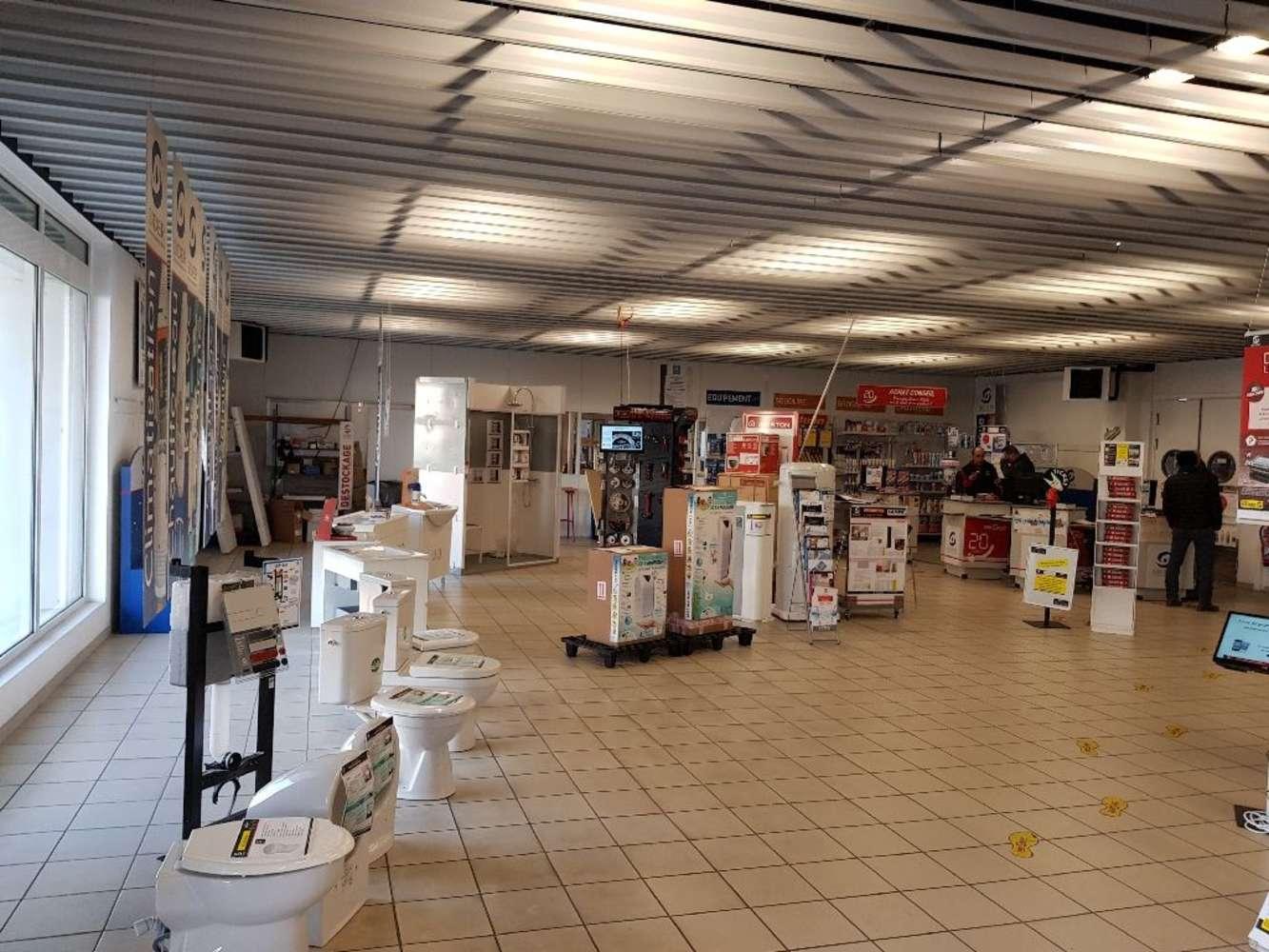 Activités/entrepôt Villeurbanne, 69100 - Entrepot à vendre Villeurbanne - Négoce - 9634692