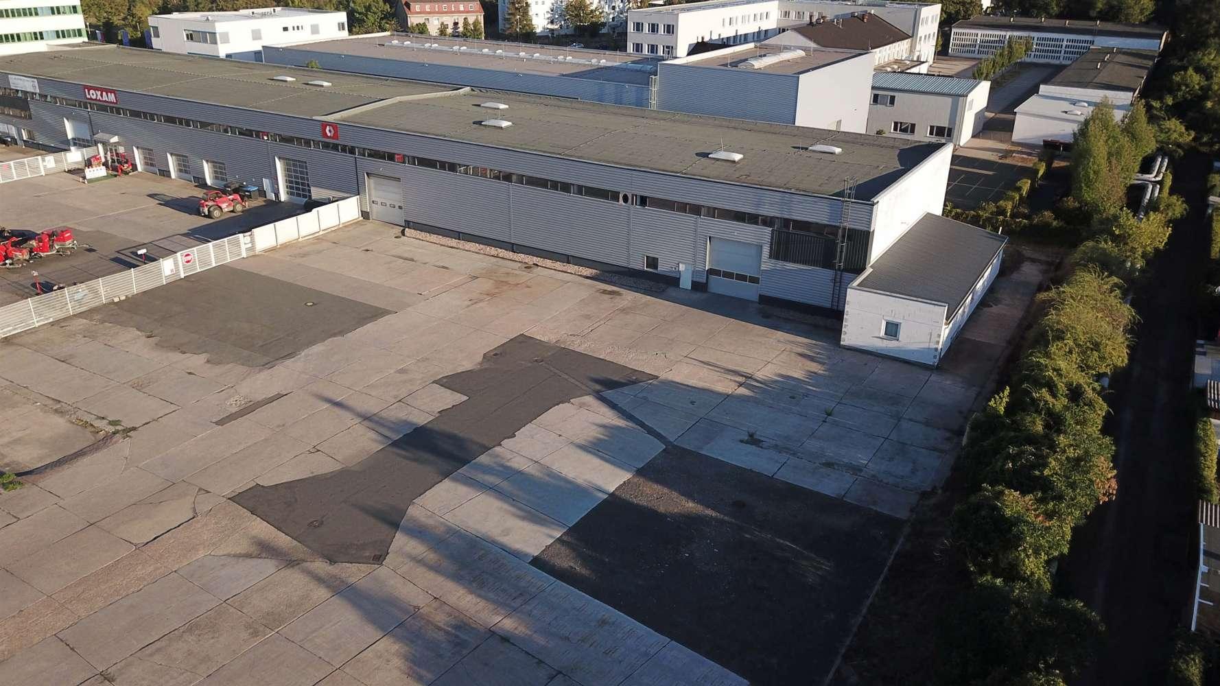 Hallen Erfurt, 99086 - Halle - Erfurt, Ilversgehofen - B1321 - 9642108