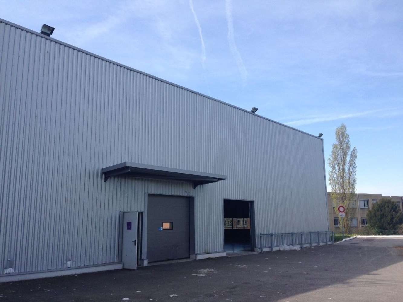 Activités/entrepôt Vaulx en velin, 69120 - Entrepot à louer Vaulx en Velin - Lyon - 9642167