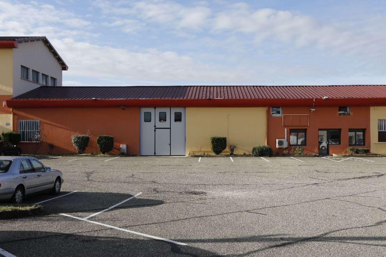 Activités/entrepôt Decines charpieu, 69150 - Location entrepot Décines-Charpieu (69) - 9646661