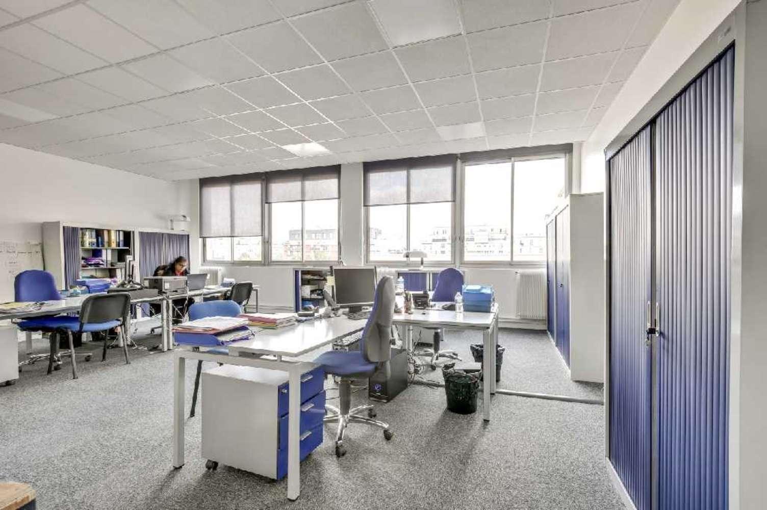 Bureaux La plaine st denis, 93210 - 113-121 AVENUE DU PRESIDENT WILSON - 9647067