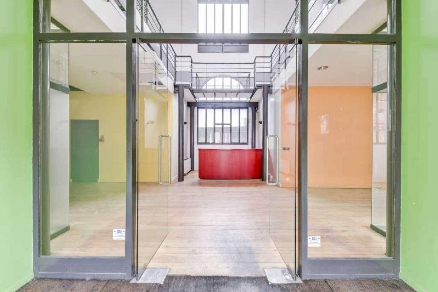 Bureaux Aubervilliers, 93300 - PARC DES PORTES DE PARIS - BAT. 141 - 9647583