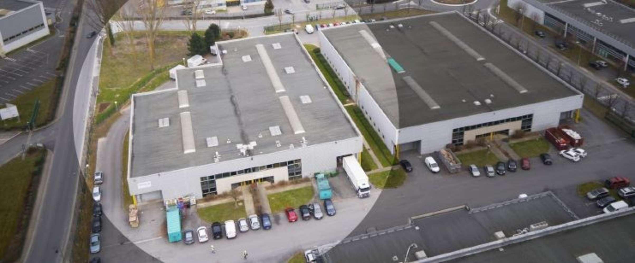 Activités/entrepôt Le mesnil amelot, 77990 - PARC DU SAGITTAIRE - 9648110